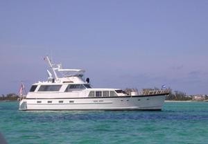 Used Burger Motor Yacht For Sale