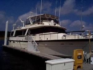 New Hatteras Motor Yacht For Sale