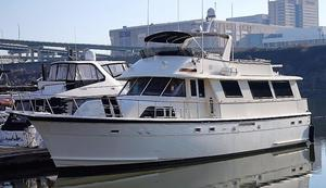 New Hatteras 61 Motor Yacht Motor Yacht For Sale