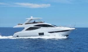New Dyna Hard Top Motor Yacht For Sale