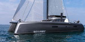 Used Outremer Carbon 60 Catamaran Sailboat For Sale
