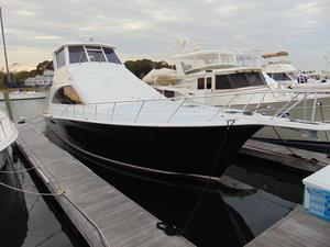 New Ocean Enclosed Flybridge Convertible Boat For Sale