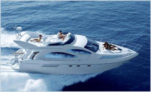 Used Azimut 46E Pilothouse Boat For Sale