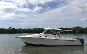 New Pursuit 375 Offshore Walkaround Boat For Sale