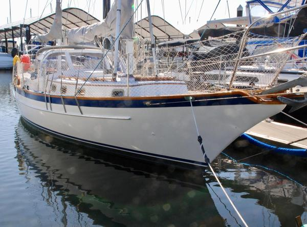 New Cabo Rico Tiburon Ketch Sailboat For Sale