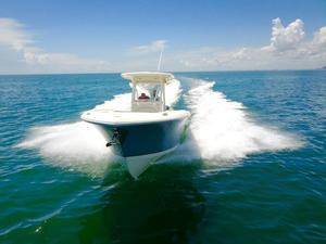 Used Sailfish 320 CC Center Console Boat For Sale