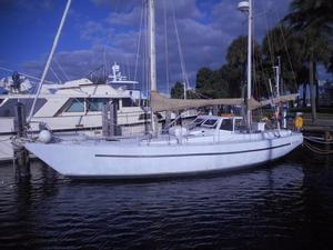 Used Bruce Roberts Oceanic Cruiser Sailboat For Sale
