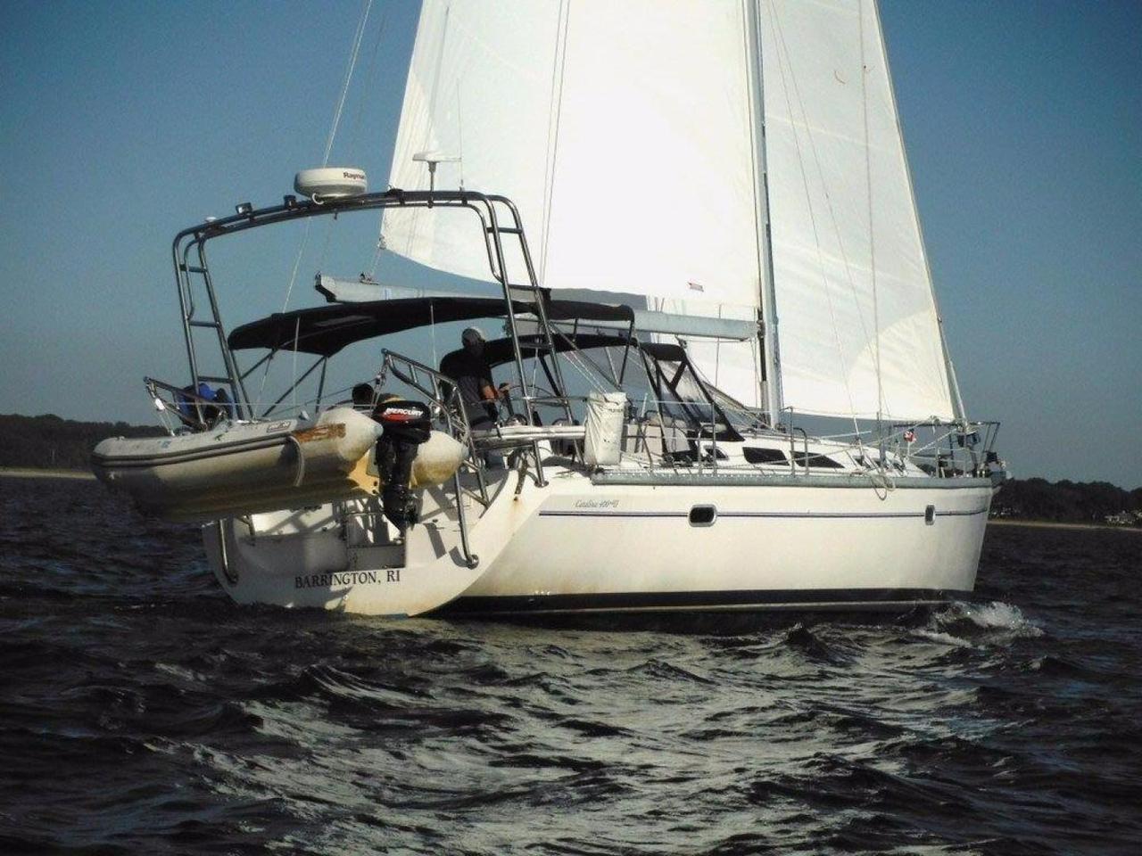 Beautiful Catalina Sailboat Wiring Diagrams Pattern - Electrical and ...