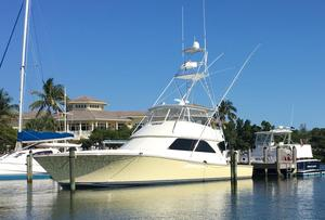 New Viking Convertible - Total Top Ends Rebuilt Convertible Boat For Sale