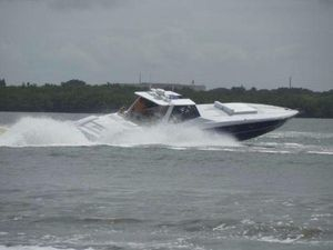 Used Nor-Tech 5000V Diesel Cruiser Boat For Sale