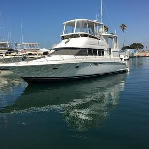 Used Silverton Cockpit Motor Yacht Motor Yacht For Sale