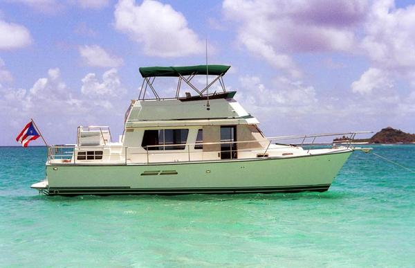 Used Sabreline 36 Fast Trawler Boat For Sale