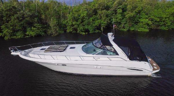 New Sea Ray Sundancer Express Cruiser Boat For Sale