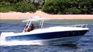 New Intrepid 370 Cuddy Center Console Boat For Sale