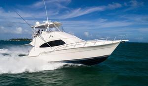 Used Bertram 450 Convertible Saltwater Fishing Boat For Sale