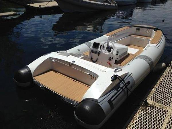 New Pirelli T45 Jet Diesel Tender Boat For Sale