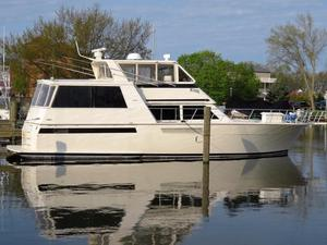 Used Viking 54 Sports Yacht Motor Yacht For Sale