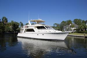 Used Offshore Pilothouse Hull #64 Motor Yacht For Sale