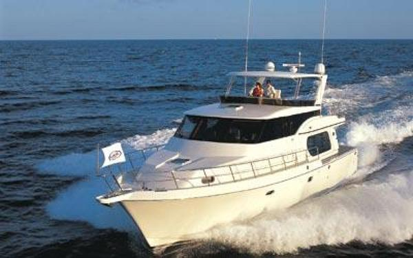 Used Symbol 58 Pilothouse Trawler Boat For Sale