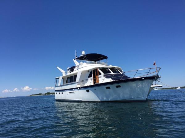 Used Defever 53 POC Motor Yacht For Sale
