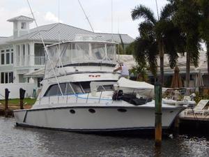 New Trojan 14 Meter Flybridge Convertible Boat For Sale