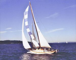 Used Alden Schooner Sailboat For Sale