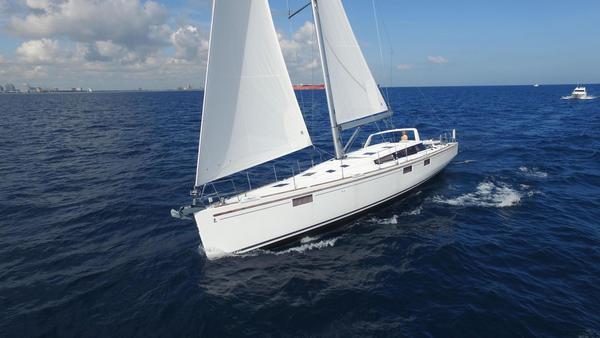 New Beneteau Sense 55 Cruiser Sailboat For Sale