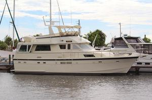 New Hatteras 54 Motor Yacht Motor Yacht For Sale