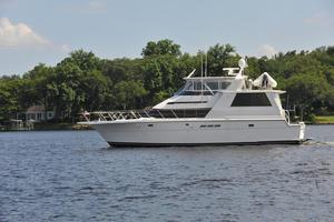 New Hatteras 52 Cockpit Motor Yacht Motor Yacht For Sale