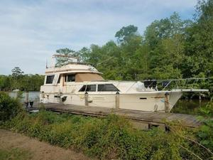 Used Chris Craft Constellation Motor Yacht For Sale