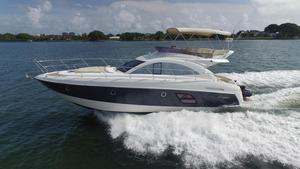 New Beneteau 49 GT FlyBridge Express Cruiser Boat For Sale