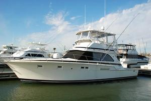 New Bertram Flybridge Boat For Sale