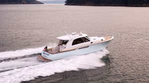 Used Concorde 41 Cruiser Boat For Sale