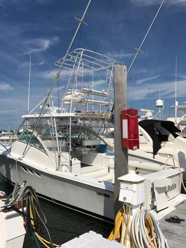 New Luhrs 36 Open Express Cruiser Boat For Sale