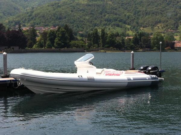 New Pirelli Pzero 880 Sport Tender Boat For Sale