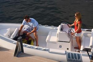 New Novurania Deluxe Series 460 Tender Boat For Sale