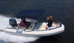 New Novurania Deluxe Series 430 Tender Boat For Sale