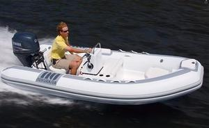 New Novurania Deluxe Series 400 Tender Boat For Sale