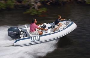 New Novurania Deluxe Series 360 Tender Boat For Sale