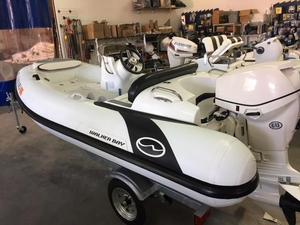 New Walker Bay Generation 340 Deluxe Tender Boat For Sale