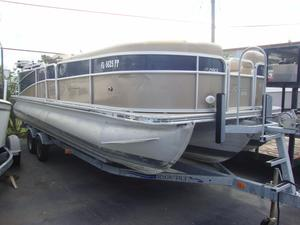 Used Berkshire STS 250 CL Pontoon Boat For Sale