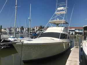 Used Ocean 48 Convertible Yacht Sports Fishing Boat For Sale