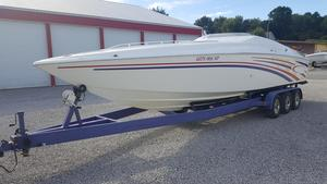 Used Baja 30 Outlaw Cruiser Boat For Sale