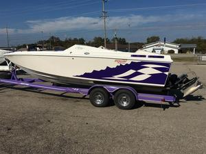Used Baja Marine 24 Outlaw High Performance Boat For Sale