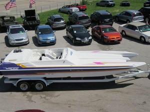 Used Warlock SXT High Performance Boat For Sale