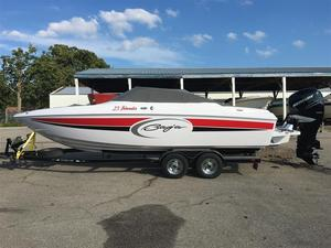 Used Baja 23 Islander OB Bowrider Boat For Sale