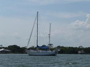 Used Custom Nautical Development CORP Stevens 56 Cruiser Sailboat For Sale