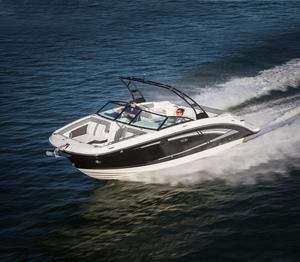 New Sea Ray 270 Sundeck Bowrider Boat For Sale