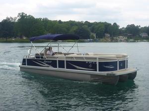 New Jc Tritoon Spirit 262 TT Sport Pontoon Boat For Sale