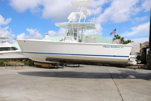 Used Albury Brothers Center Console Boat For Sale